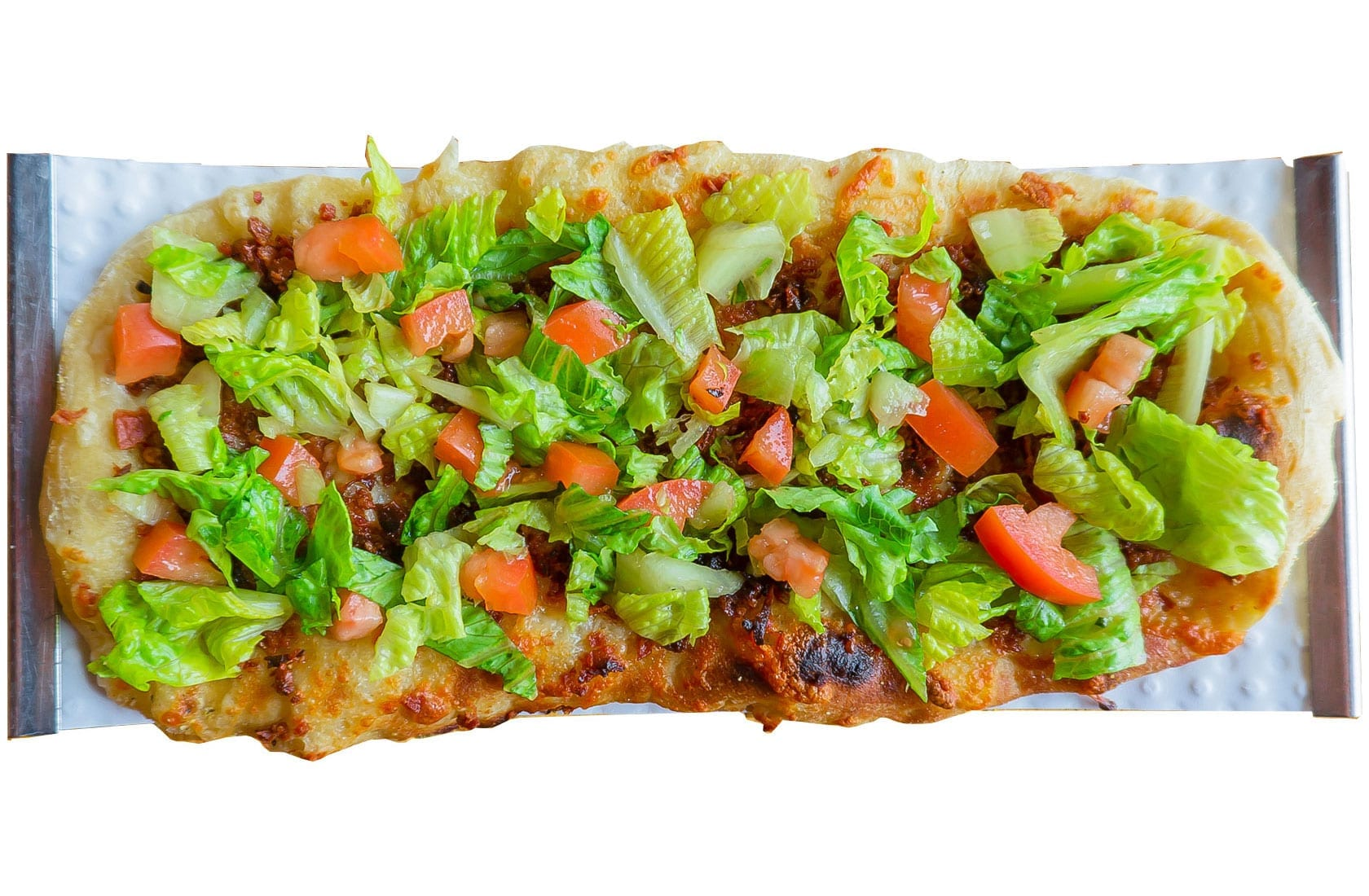 Crushed Red BLT Urban Crafted Pizza