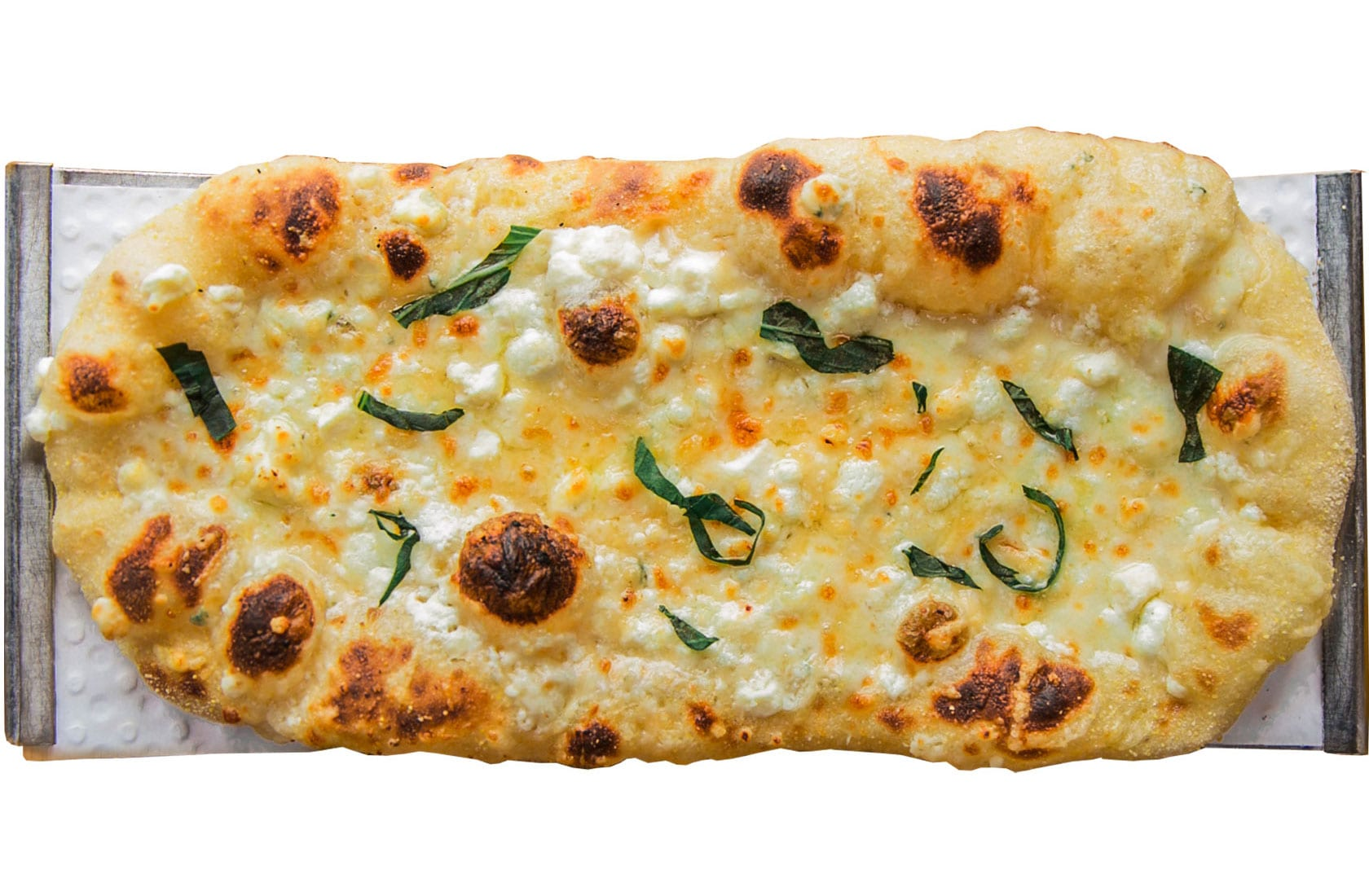 Crushed Red Five Cheese Urban Crafted Pizza