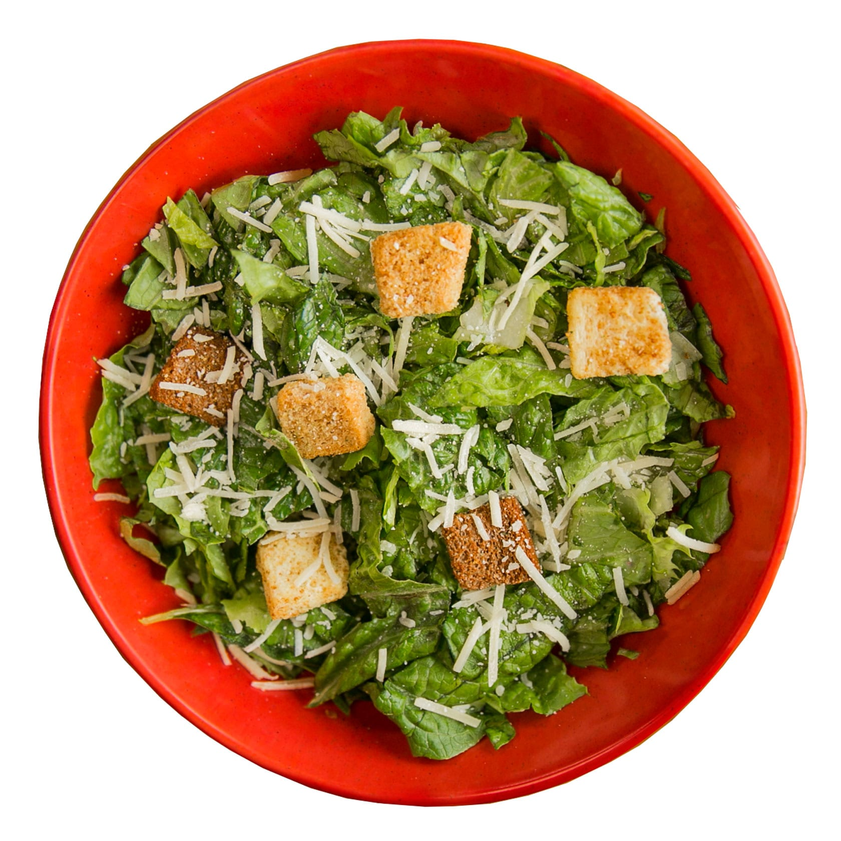 Crushed Red Hail Caesar Urban Crafted Salad