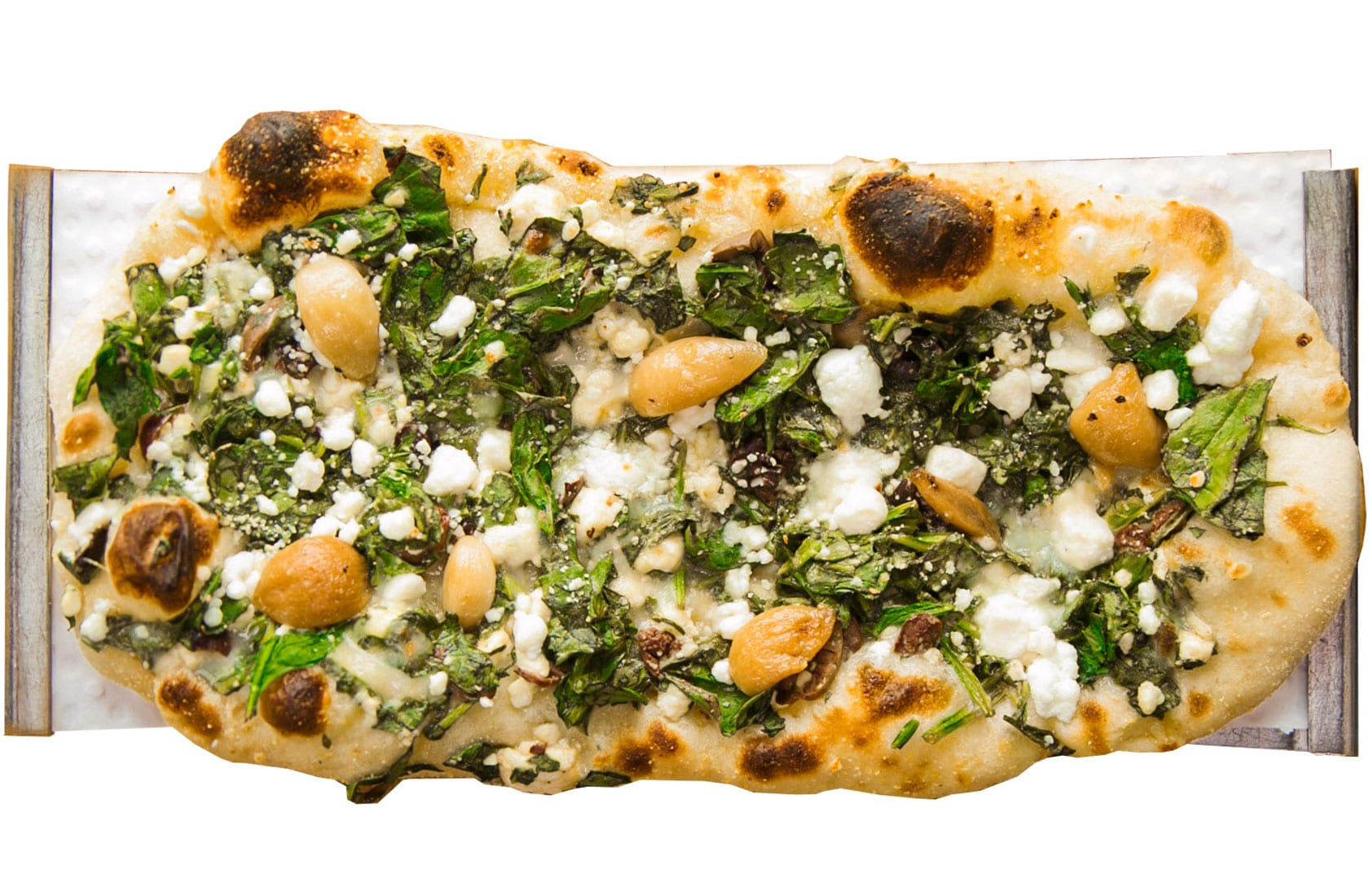 Crushed Red Mona Lisa Urban Crafted Pizza